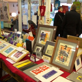 Winter Wayzgoose Print Fair 2016