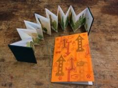 pamphlet - concertina