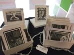 Jane Prangnell linocuts