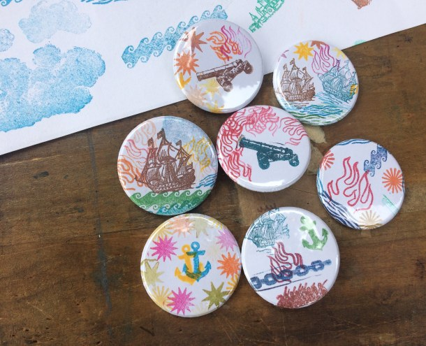 upnor badges