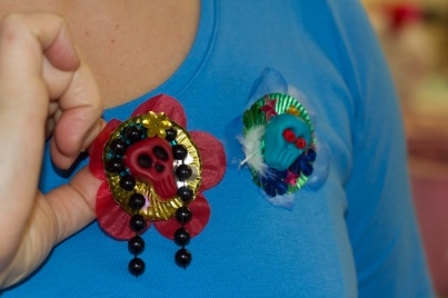 Day of the Dead jewellery